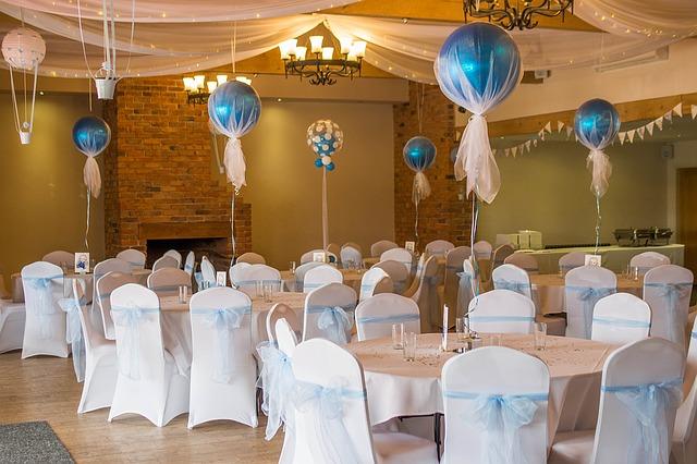 Quel endroit choisir pour fêter son mariage ?